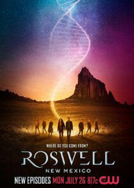 罗斯威尔第三季