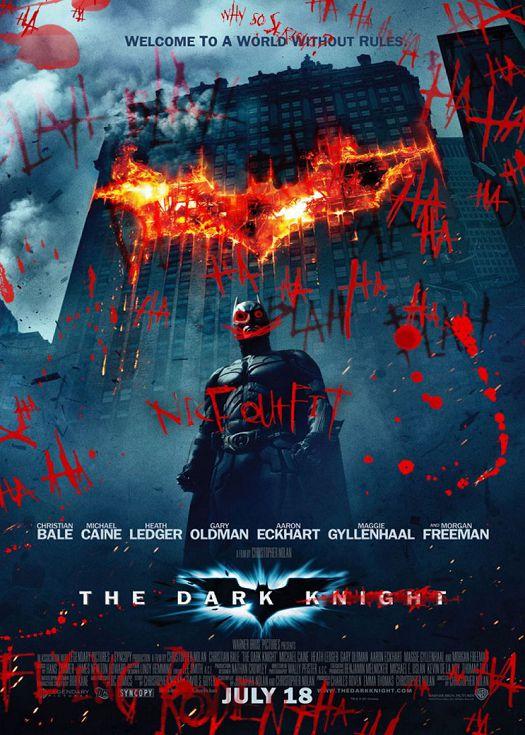 蝙蝠侠黑暗骑士
